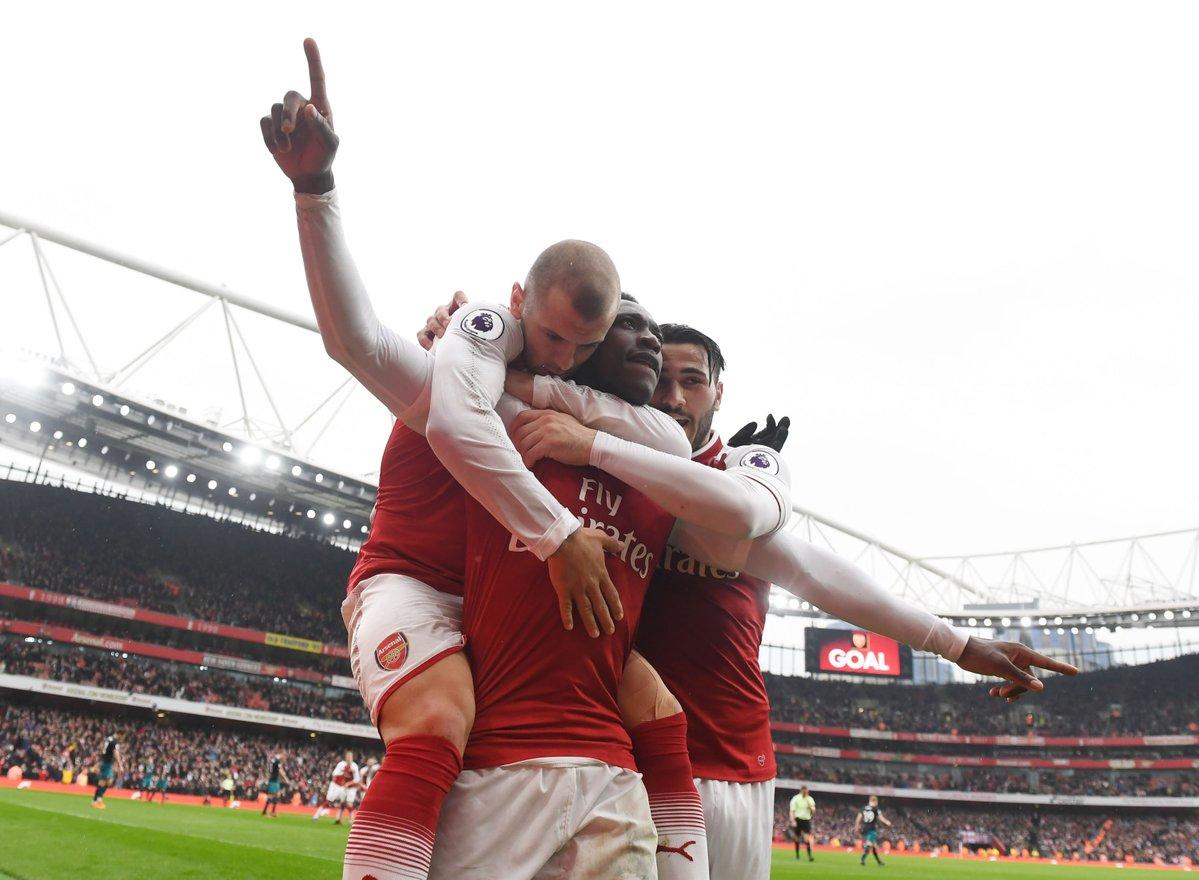 أهداف مباراة أرسنال وساوثهامبتون 3-2 الدوري الإنجليزي