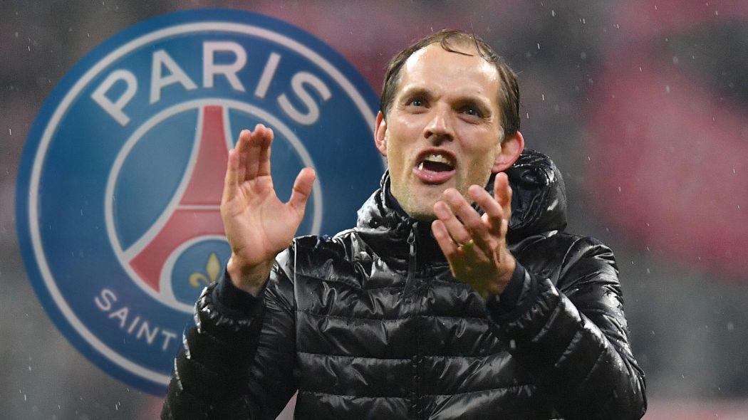 عاجل: توماس توخيل المدرب الجديد لباريس سان جرمان
