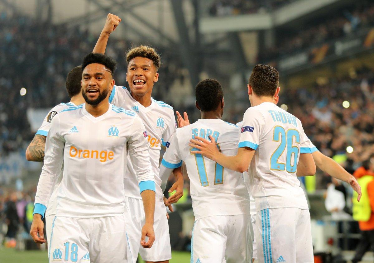 أهداف مباراة مرسيليا ولايبزيج 5-2 الدوري الأوروبي