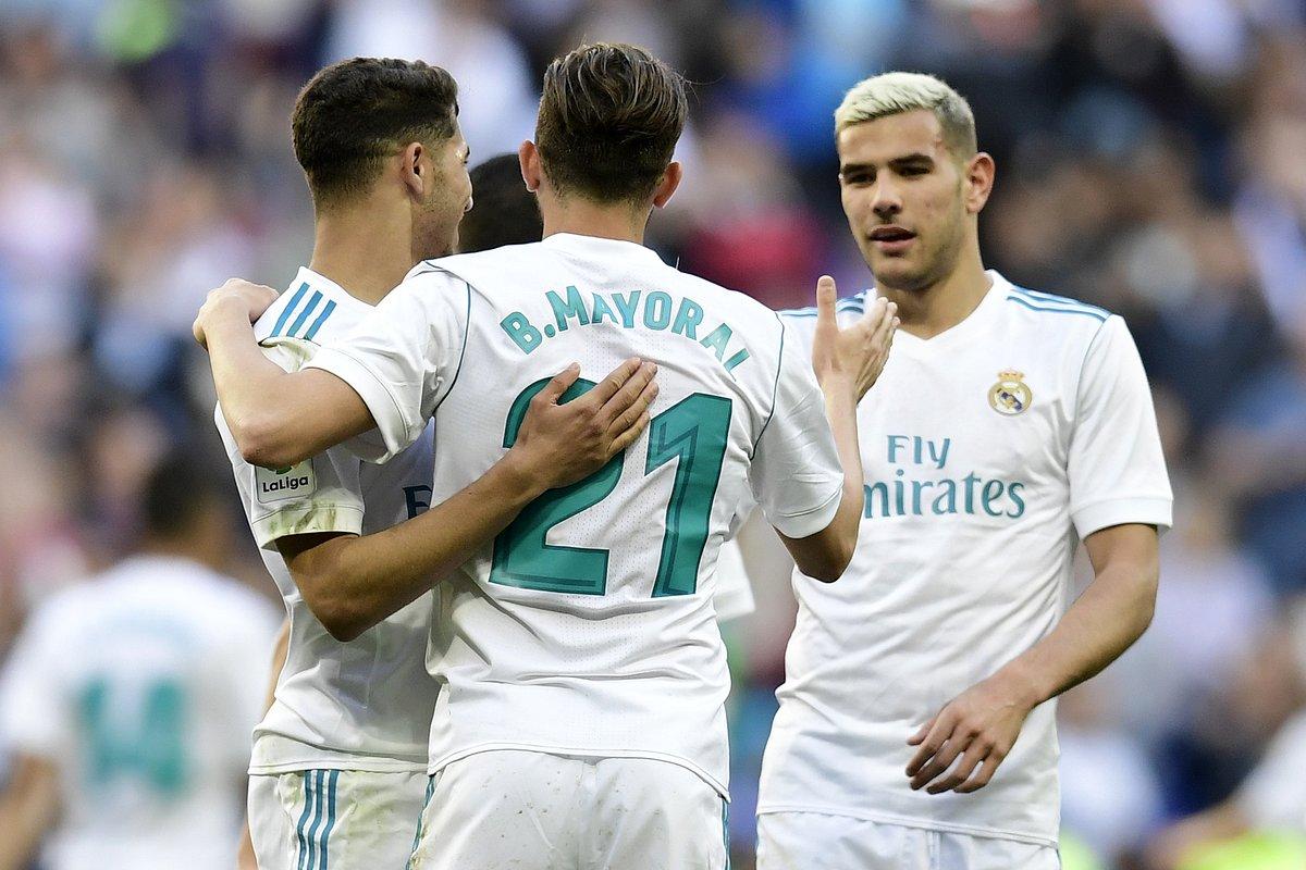 أهداف مباراة ريال مدريد وليغانيس 2-1 الدوري الإسباني