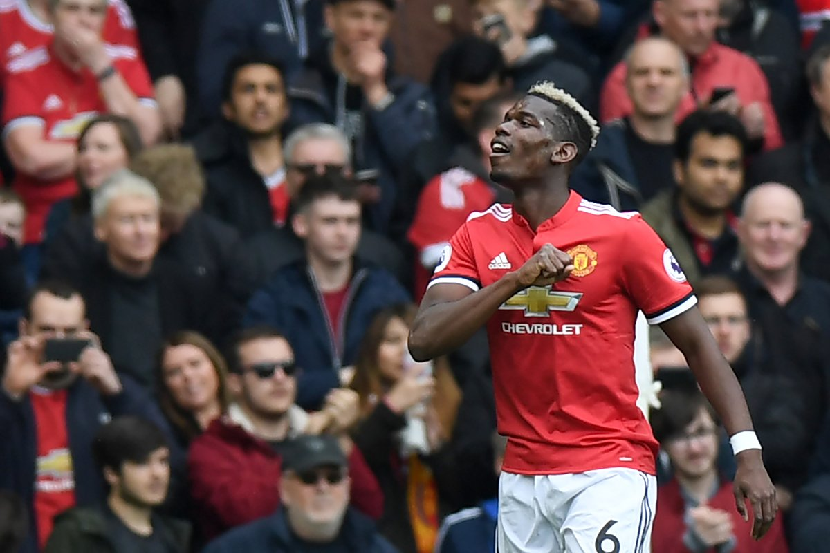 أهداف مباراة مانشستر يونايتد وأرسنال 2-1 الدوري الإنجليزي