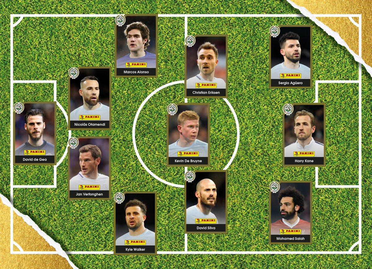 عاجل: الكشف عن تشكيلة الموسم في الدوري الإنجليزي