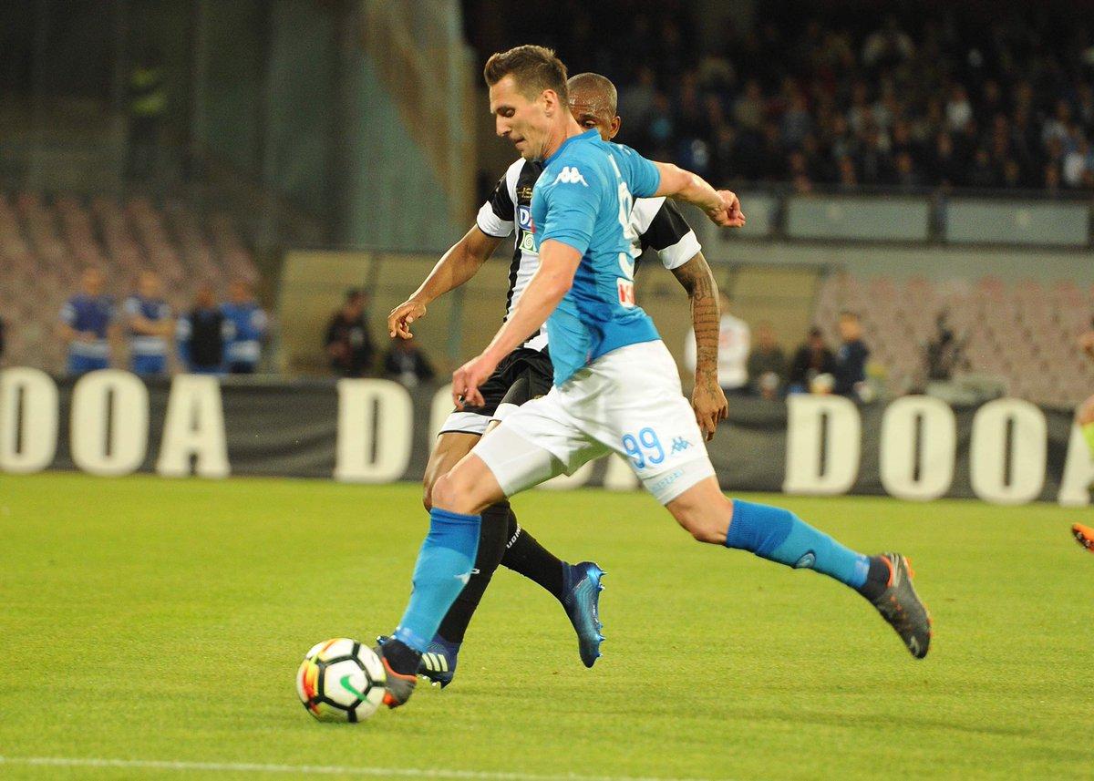 أهداف مباراة نابولي وأودينيزي 4-2 الدوري الإيطالي