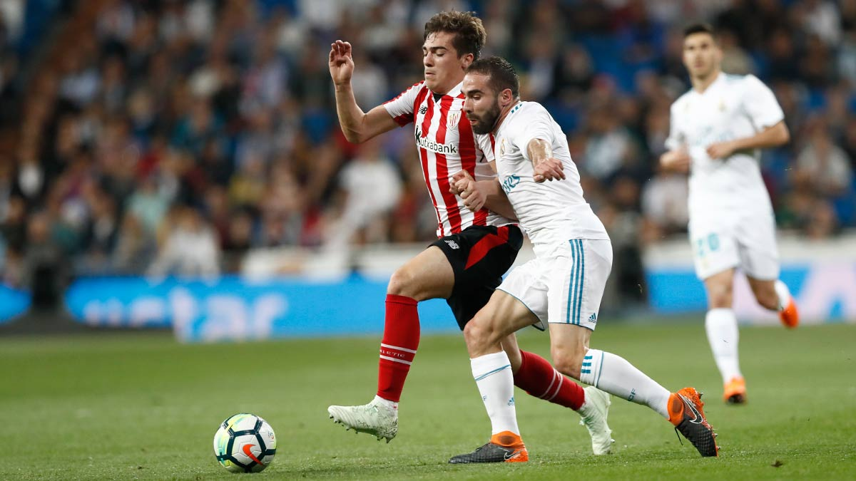 أهداف مباراة ريال مدريد وأتلتيكو بلباو 1-1 الدوري الإسباني