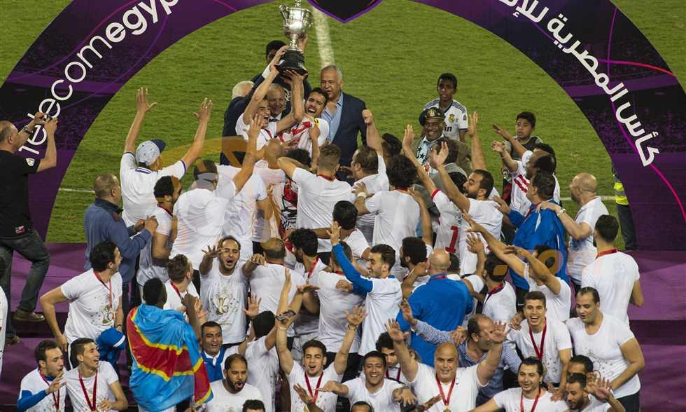 فيديو : الزمالك بطلاً لكأس مصر للمرة الـ 26 في تاريخه