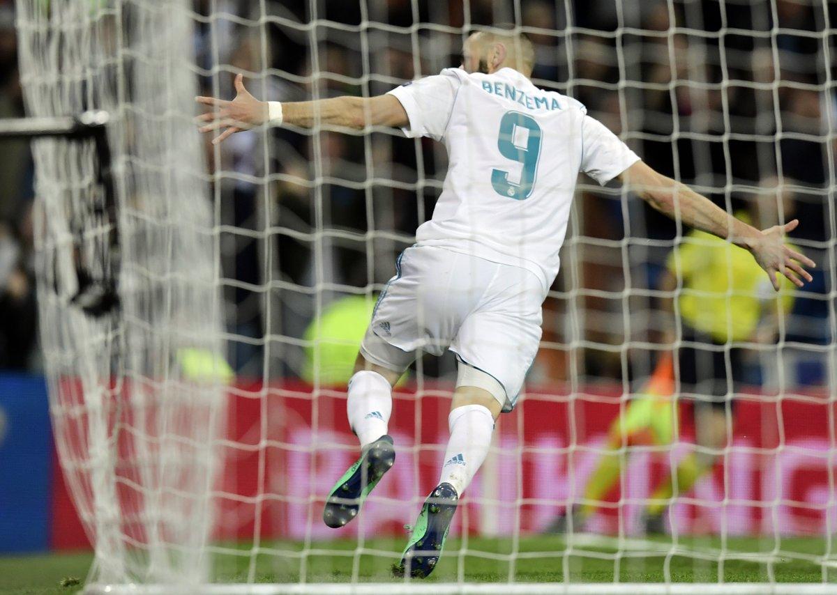 أهداف مباراة ريال مدريد وبايرن ميونخ 2-2 دوري الأبطال