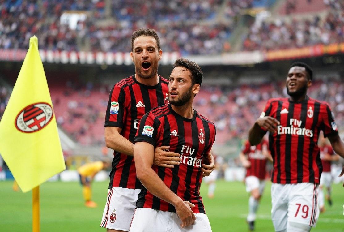 أهداف مباراة ميلان وكييفو 3-1 الدوري الإيطالي