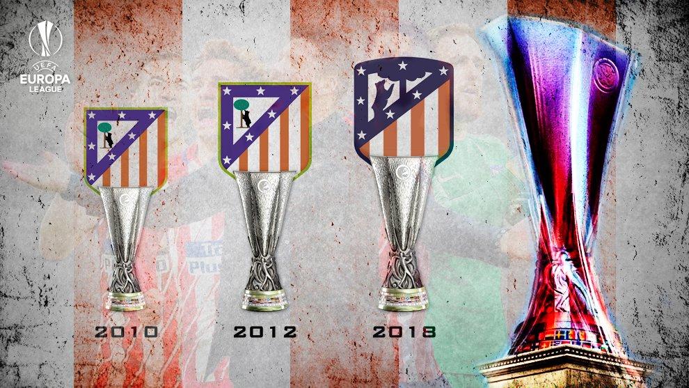 بالفيديو: أتلتيكو مدريد يتوج ببطولة الدوري الأوروبي على حساب مرسيليا