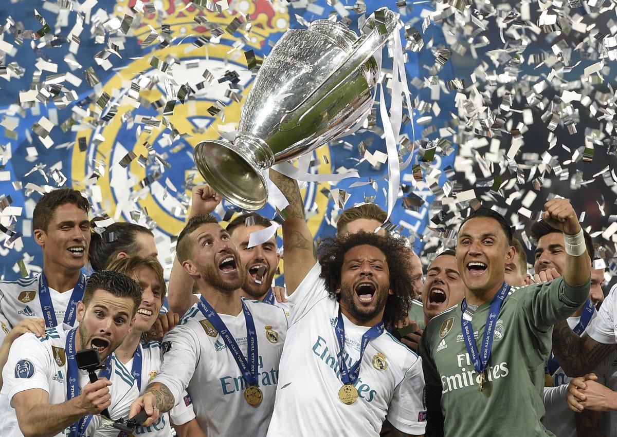 بالفيديو: ريال مدريد بطلاً لدوري الأبطال على حساب ليفربول
