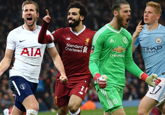أسطورة مانشستر يونايتد يختار تشكيلة الموسم في الدوري الانجليزي
