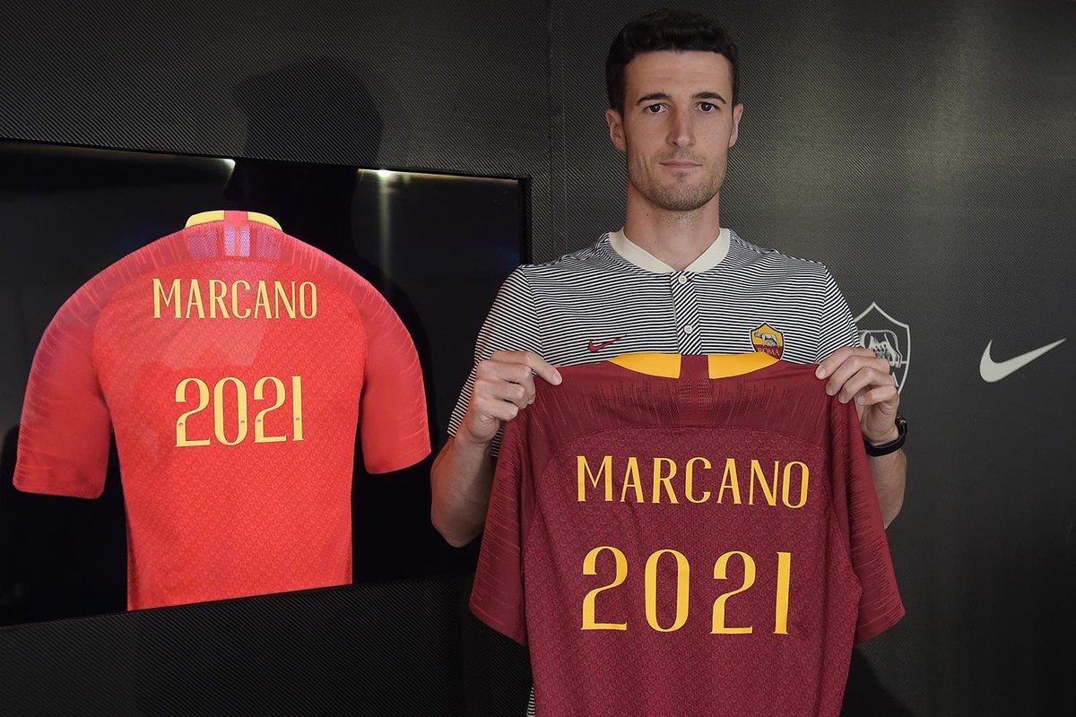 رسمياً … روما يتعاقد مع الإسباني إيفان ماركانو