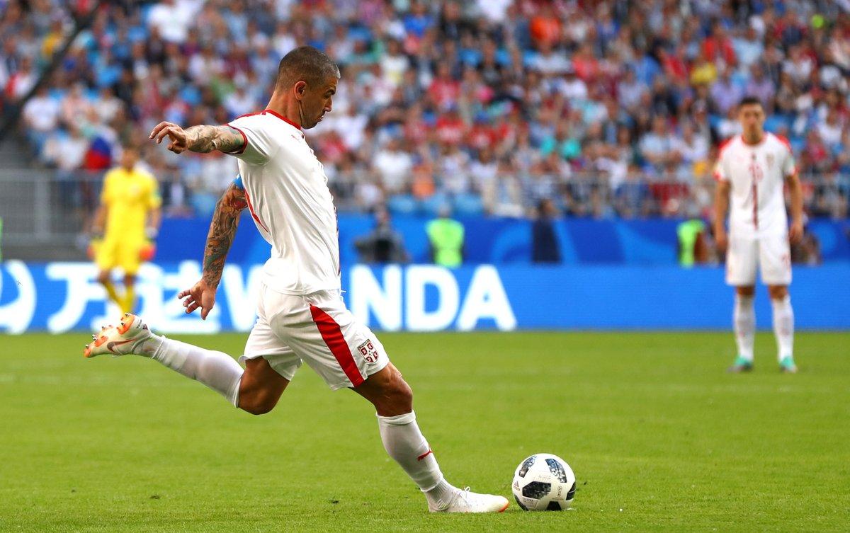 أهداف مباراة صربيا وكوستاريكا 1-0 كأس العالم 2018