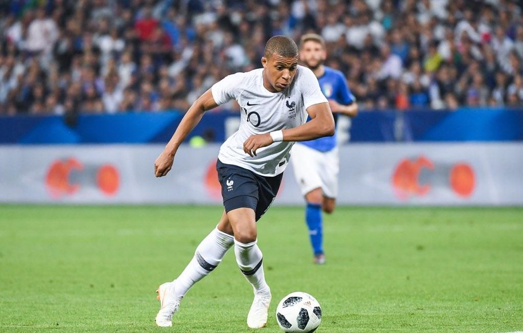 أهداف مباراة فرنسا وأمريكا 1-1 مباراة ودية