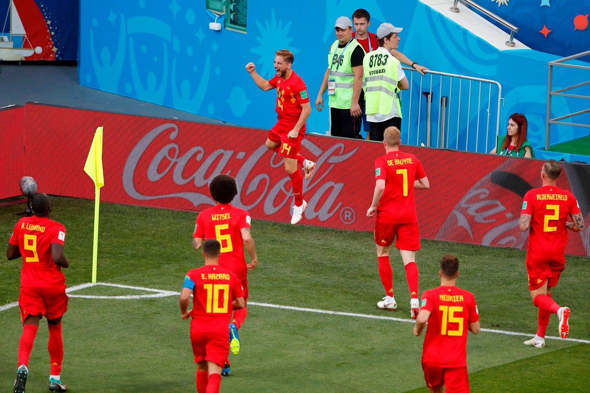 أهداف مباراة بلجيكا وبنما 3-0 كأس العالم 2018