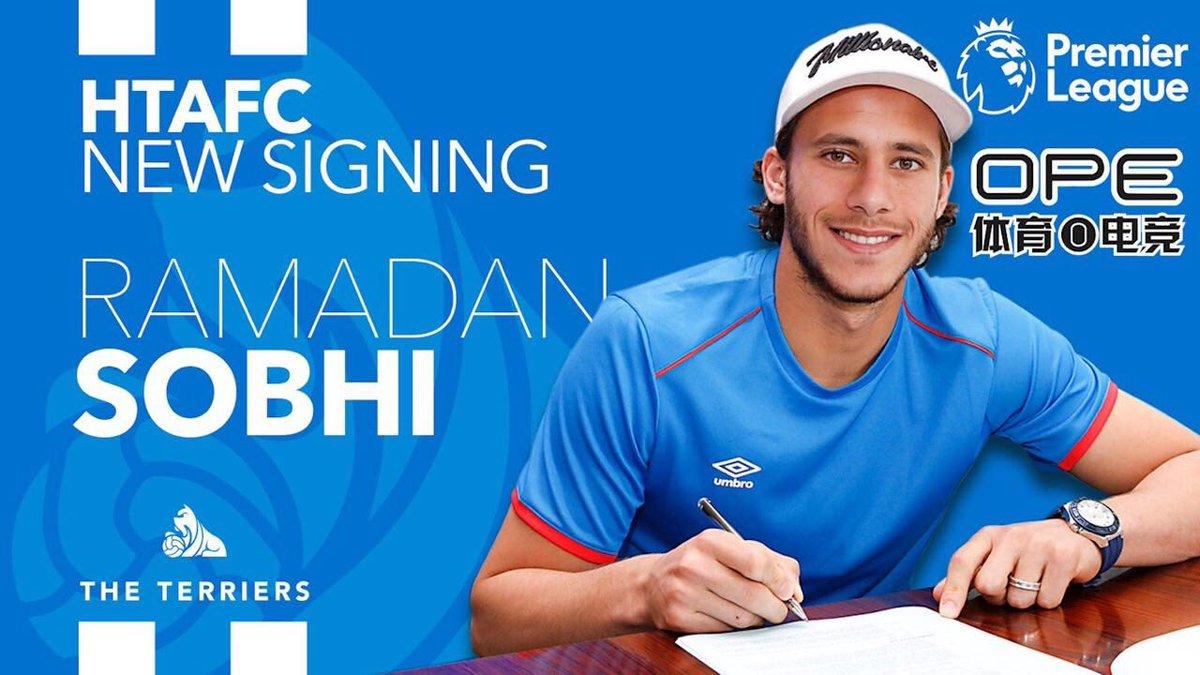 رسمياً … المصري رمضان صبحي ينضم إلى هيديرسفيلد الإنجليزي