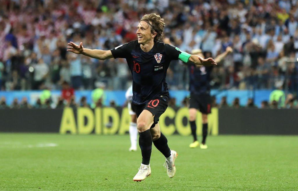 أهداف مباراة كرواتيا والأرجنتين 3-0 كأس العالم 2018