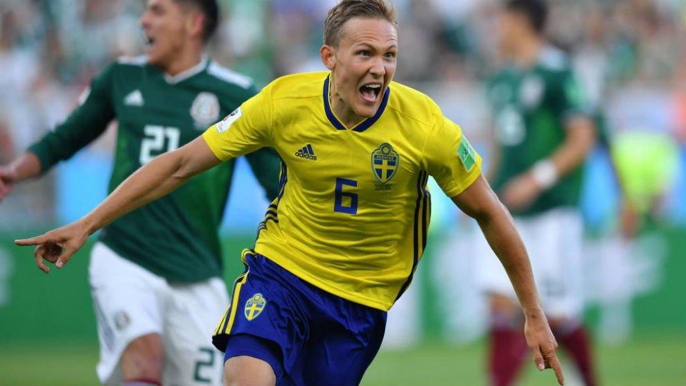 أهداف مباراة السويد والمكسيك 3-0 كأس العالم 2018
