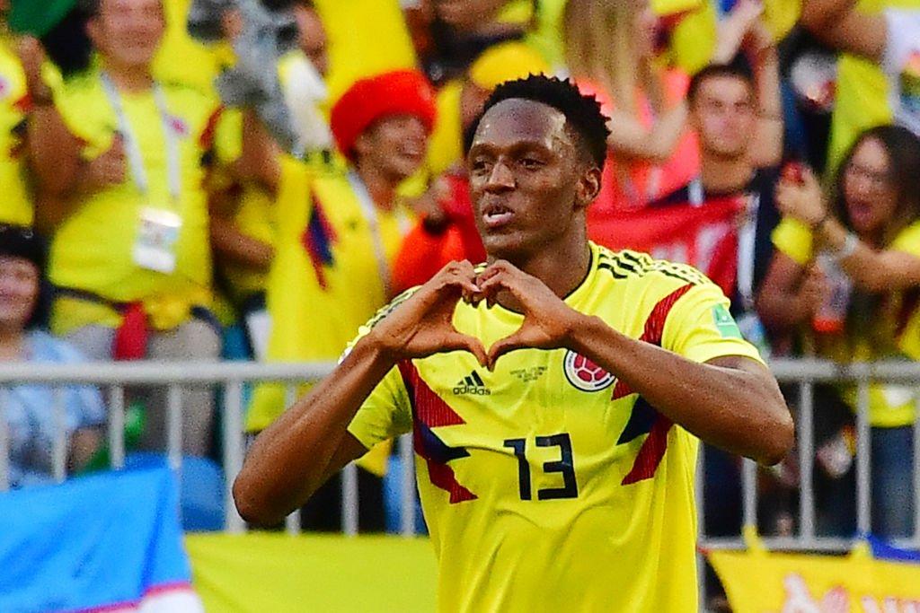 أهداف مباراة كولومبيا والسنغال 1-0 كأس العالم 2018