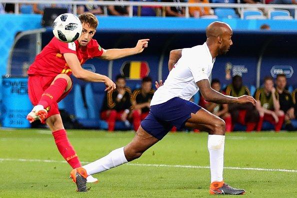 أهداف مباراة بلجيكا وإنجلترا 1-0 كأس العالم 2018