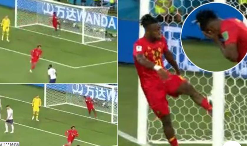 شاهد … أطرف لقطة في مونديال كأس العالم 2018
