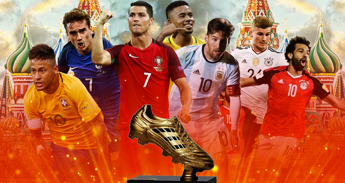 ترتيب هدافي كأس العالم روسيا 2018