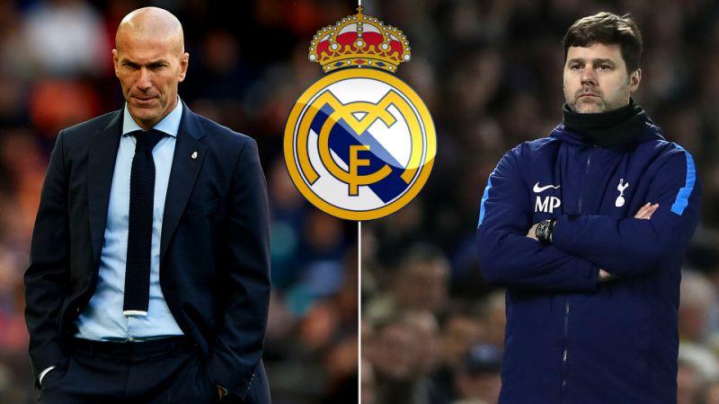 صحيفة إسبانية: ريال مدريد يحدد المدرب الجديد خلفاً لـ زيدان