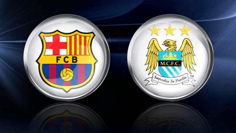 مانشستر سيتي يقدم عرضًا لضم هدف برشلونة