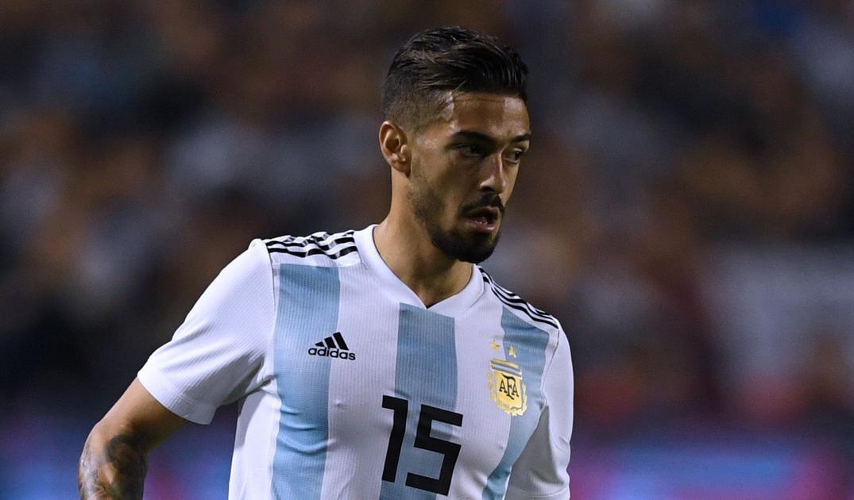 رسمياً … الرباط الصليبي يضرب لاعب الأرجنتين ويبعده عن مونديال روسيا