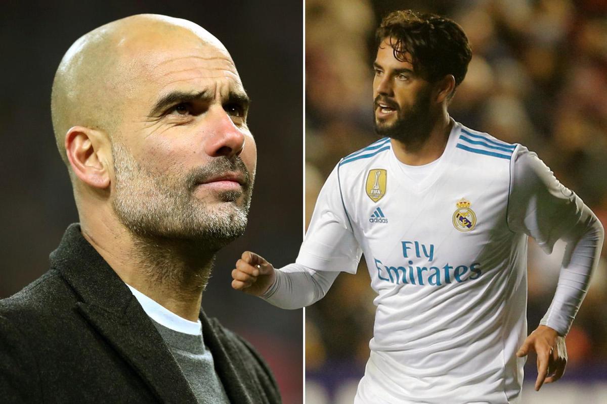 غوارديولا يسعى لخطف نجم ريال مدريد !