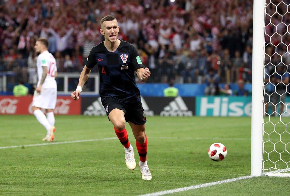 أهداف مباراة كرواتيا وإنجلترا 2-1 كأس العالم 2018