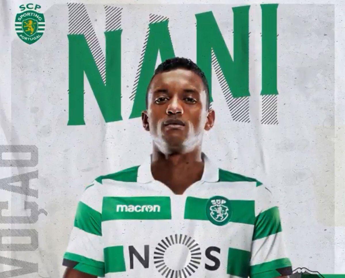 رسمياً … سبورتنج لشبونة يتعاقد مع لويس ناني