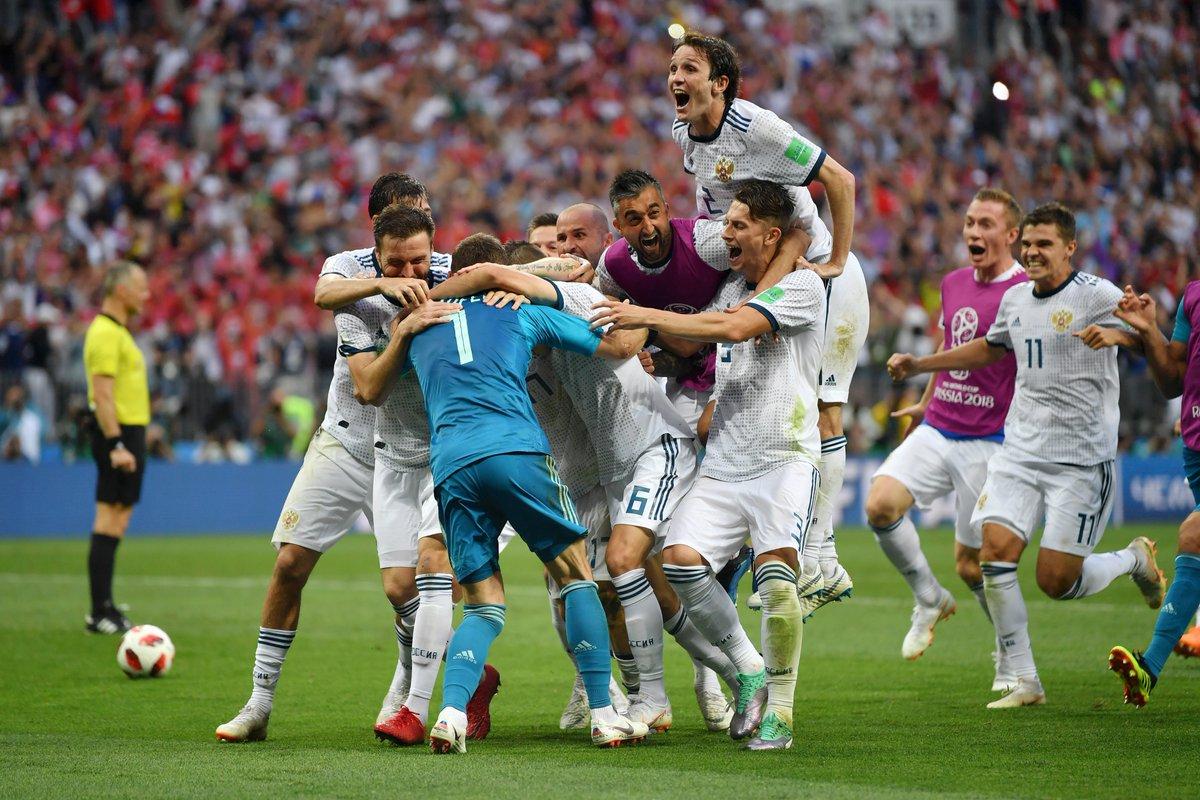 أهداف مباراة إسبانيا وروسيا 1-1 (4-3) كأس العالم 2018