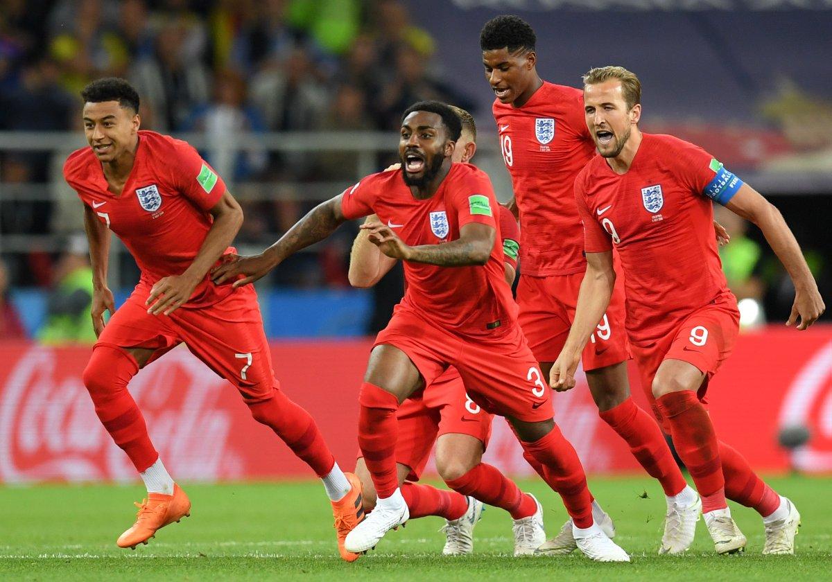 أهداف مباراة إنجلترا وكولومبيا 1-1 (4-3) كأس العالم 2018