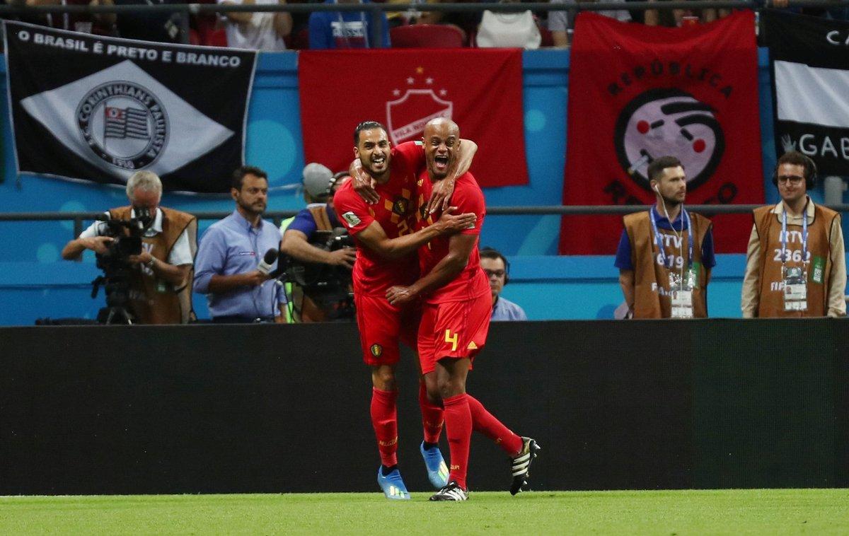 أهداف مباراة بلجكيا والبرازيل 2-1 كأس العالم 2018