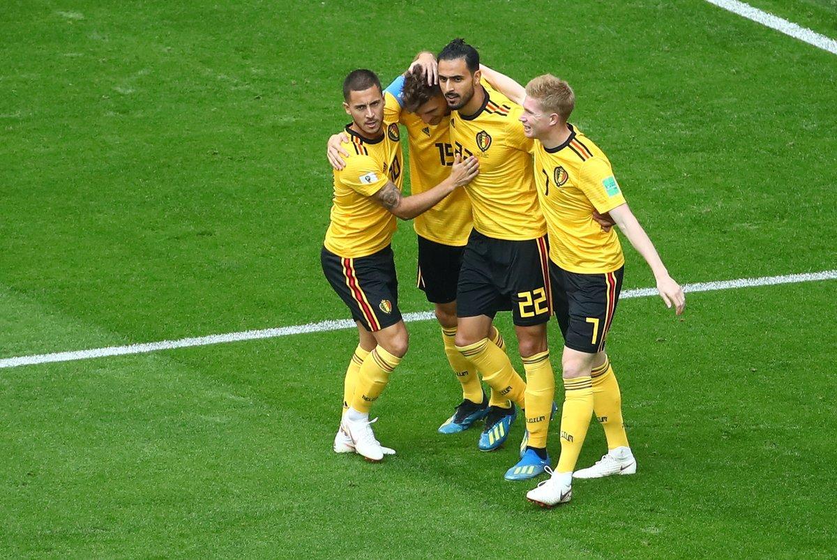أهداف مباراة بلجيكا وإنجلترا 2-0 كأس العالم 2018