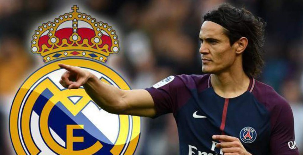 هل سيكون كافاني خليفة كريستيانو في ريال مدريد ؟