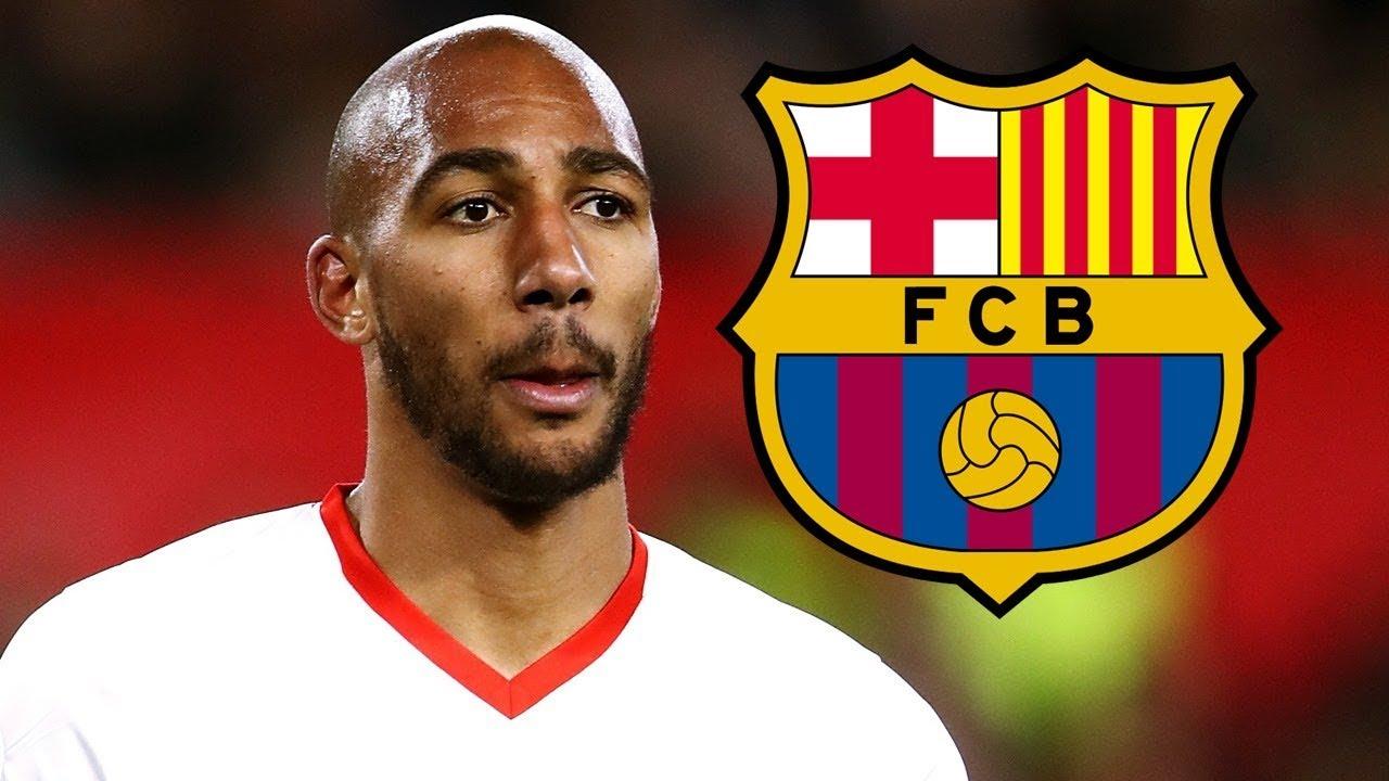برشلونة ينضم لسباق التعاقد مع الفرنسي نزونزي