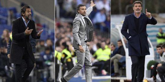 مفاجأة … 3 مدربين مرشحين لتدريب منتخب اسبانيا