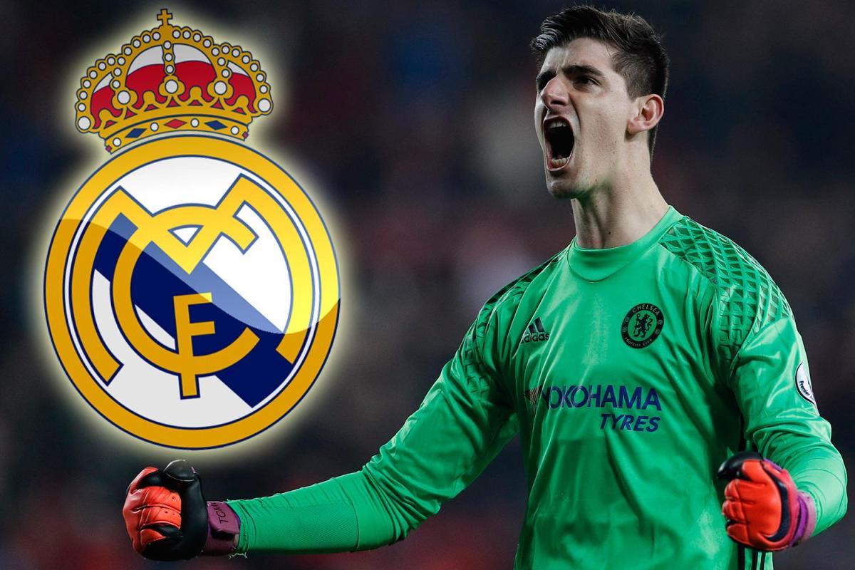تقارير إنجليزية: كورتوا أصبح لاعباً في صفوف ريال مدريد والإعلان خلال 48 ساعة