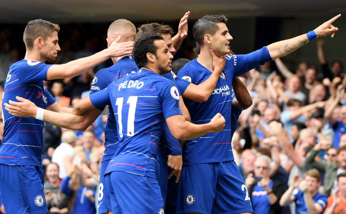 أهداف مباراة تشيلسي وأرسنال 3-2 الدوري الإنجليزي