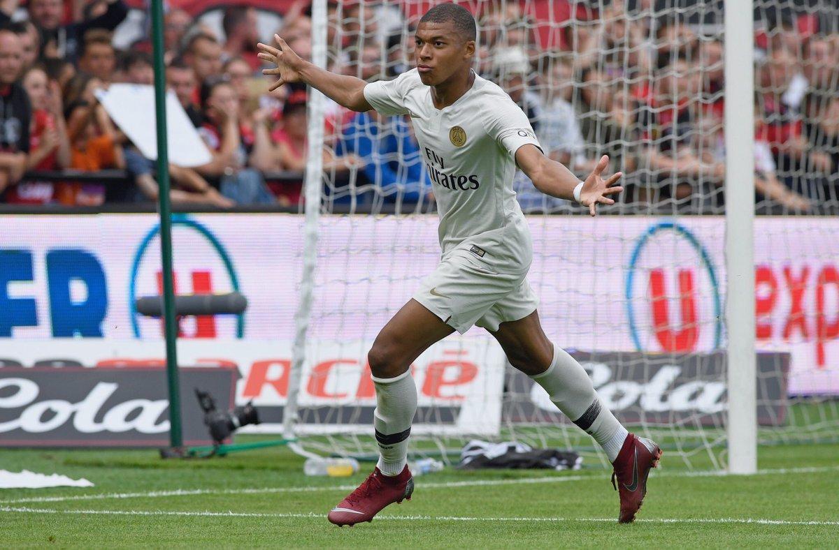 أهداف مباراة باريس سان جيرمان وجانجون 3-1 الدوري الفرنسي