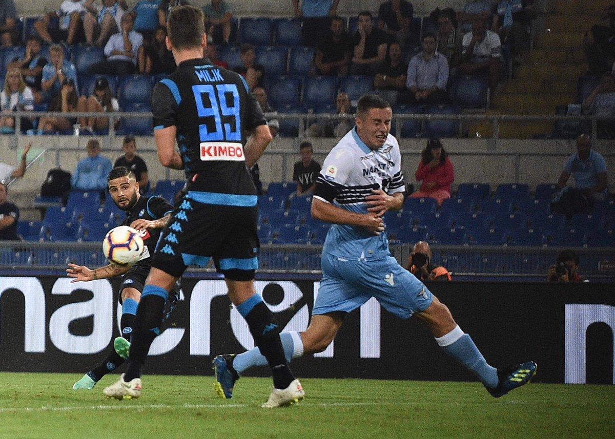 أهداف مباراة نابولي ولاتسيو 2-1 الدوري الإيطالي
