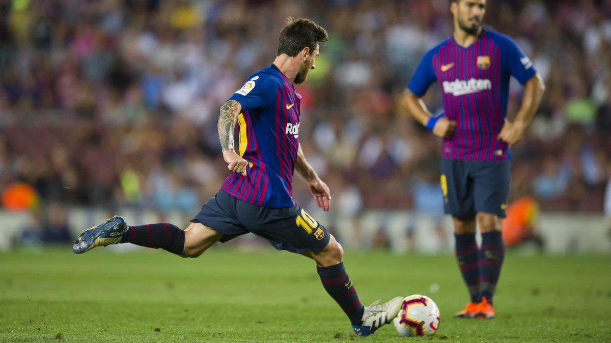 أهداف مباراة برشلونة وديبورتيفو ألافيس 3-0 الدوري الإسباني