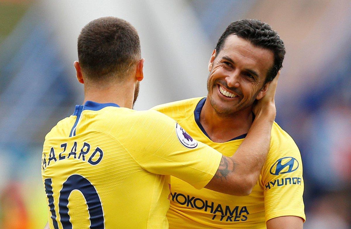 أهداف مباراة تشيلسي و هيديرسفيلد 3-0 الدوري الإنجليزي