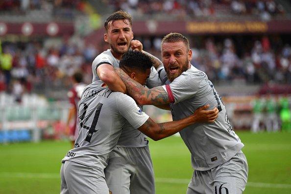 أهداف مباراة روما وتورينو 1-0 الدوري الإيطالي