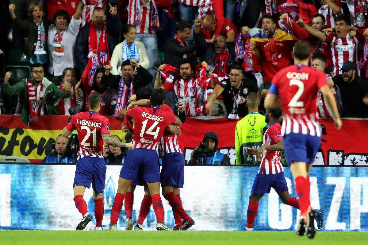 أهداف مباراة أتلتيكو مدريد وسانت اندرو 4-0 كأس ملك إسبانيا
