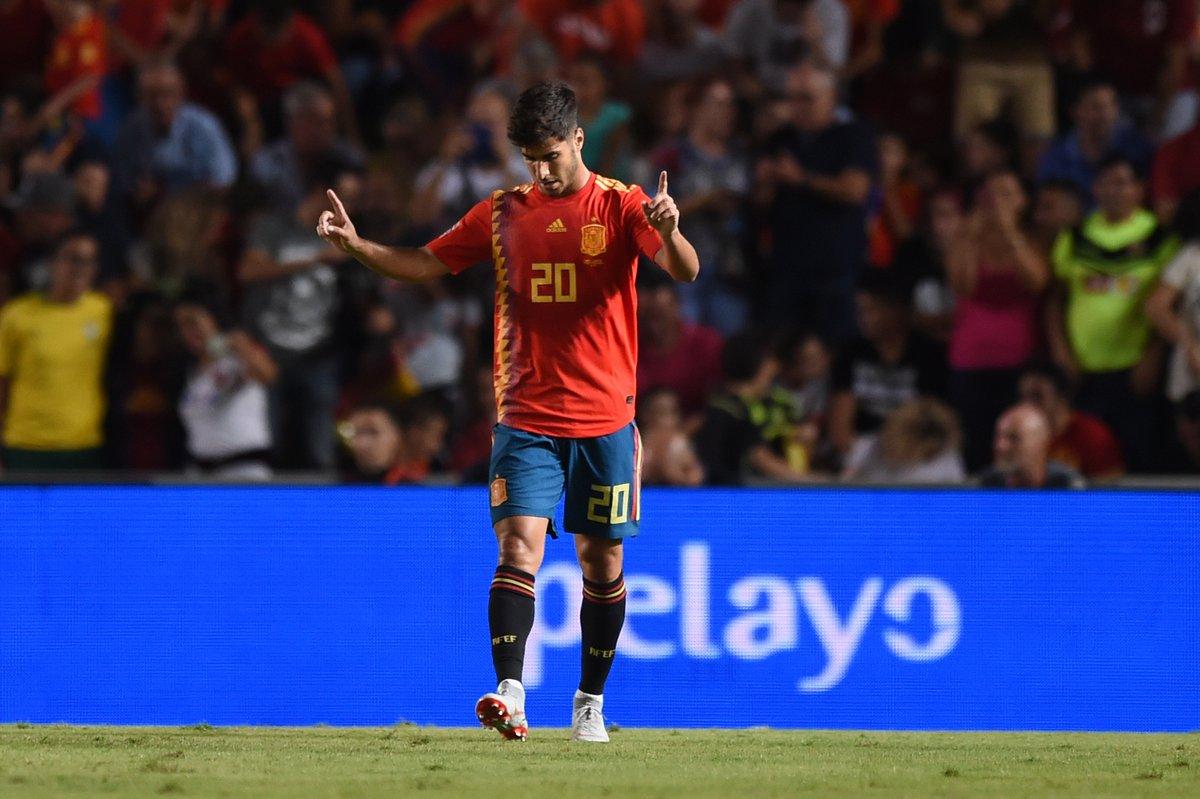 أهداف مباراة إٍسبانيا وكرواتيا 6-0 دوري أمم أوروبا
