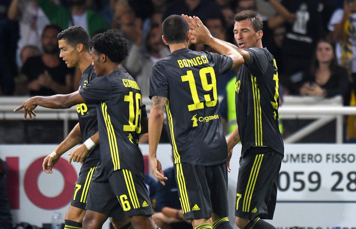 أهداف مباراة يوفنتوس وبارما 2-1 الدوري الإيطالي