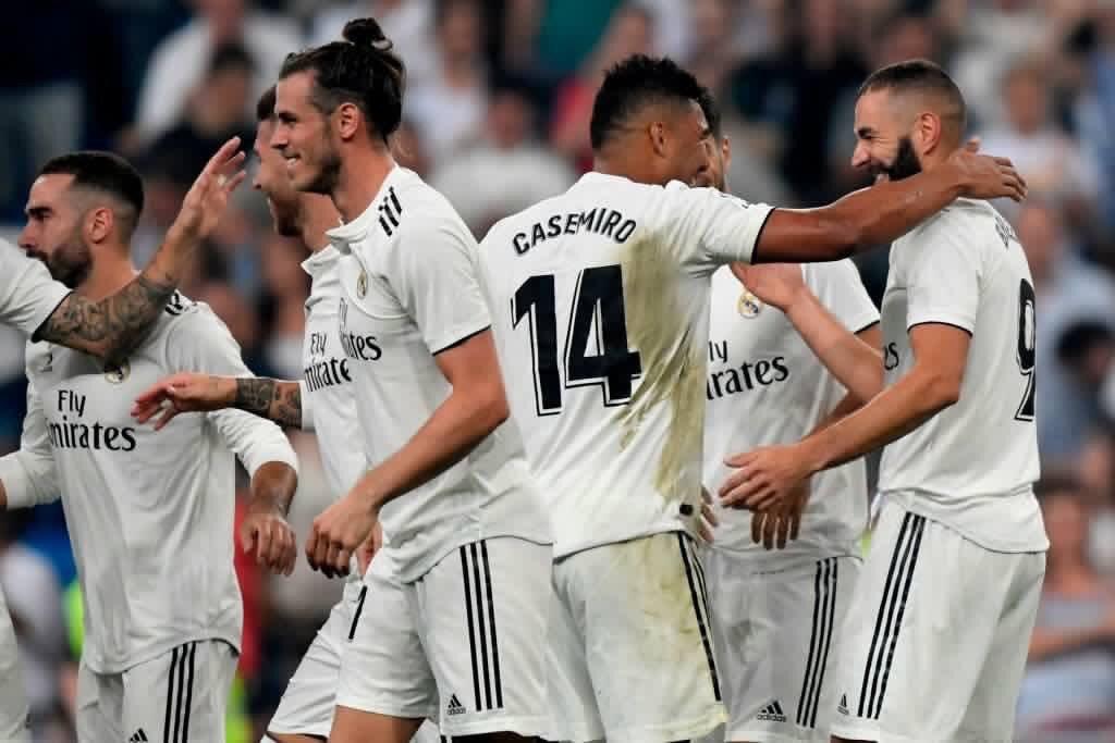 أهداف مباراة ريال مدريد وليغانيس 4-1 الدوري الإسباني
