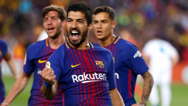 أهداف مباراة برشلونة وهويسكا 8-2 الدوري الإسباني